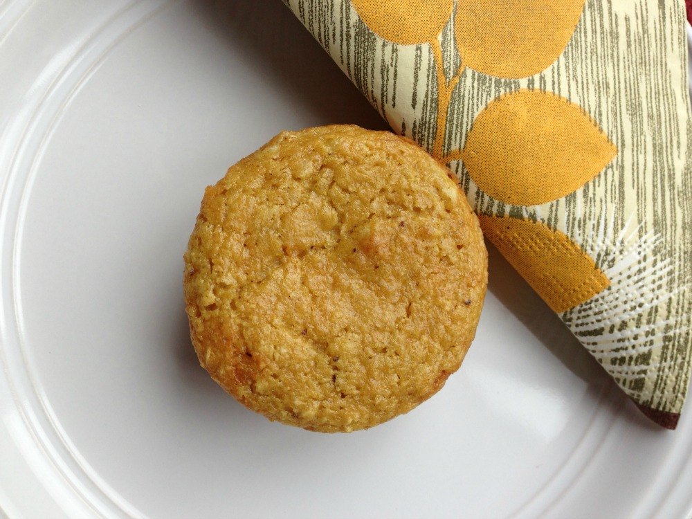 Sugar-Free Lemon Muffins