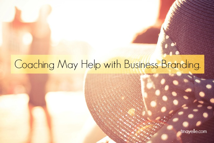 Coaching May Help With Business Branding